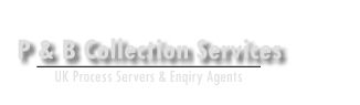 Derby Process Servers and Enquiry Agents